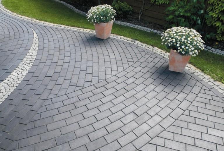 Тротуарная плитка. Делаем плитку сами